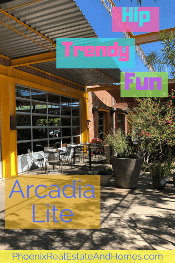 Arcadia Lite Neighborhood gathering place (Postino) in Phoenix Arizona