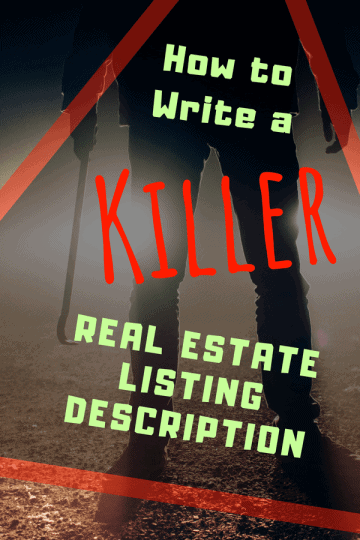 How to Write a Killer Real Estate Listing Description