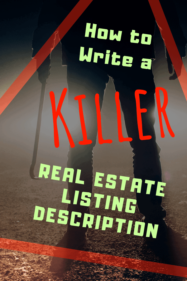 How to Write a Killer Real Estate Listing Description