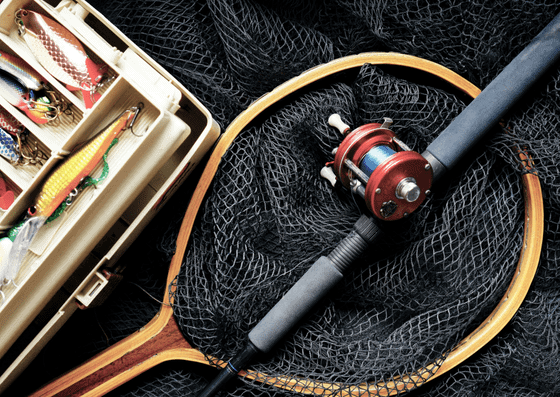 High quality fishing equipments in Town and Country