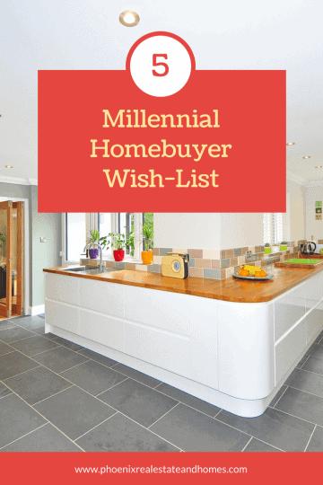 Modern Kitchen for Millennial Homebuyer