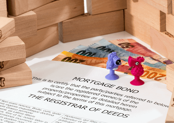 Contract of Mortgage loan for buying a home in another state