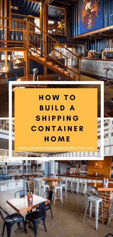 Beautiful Modern Style Container Home by following the guide on how to build a shipping container home