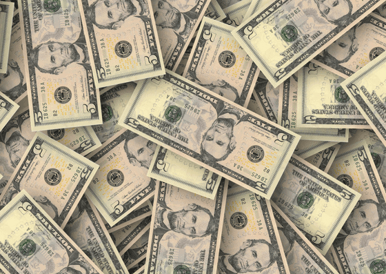 Large amount of US Currency for down payment in home equity
