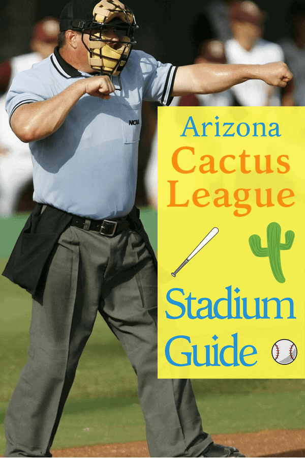 Arizona Cactus League Stadium Guide