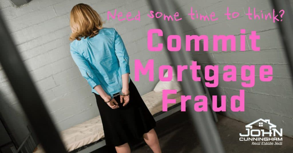 Consequences of Lying on a Mortgage Application - Think