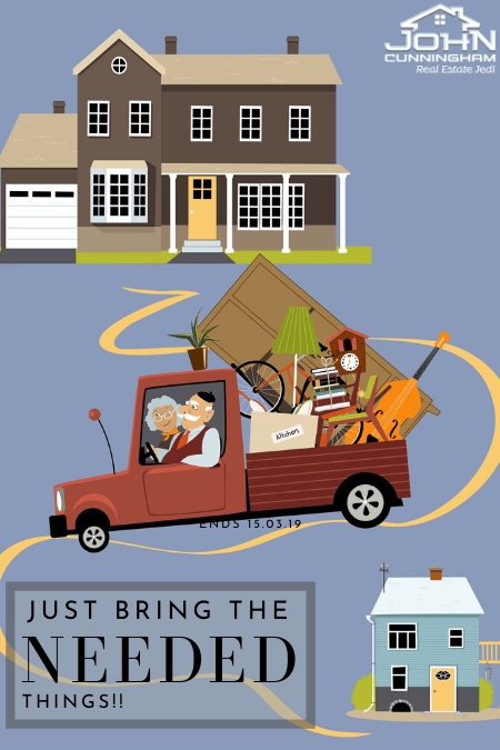 Downsizing Your Home Moving